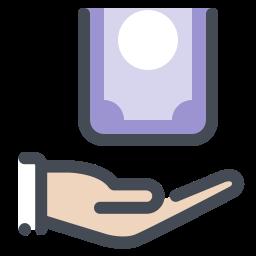 払い戻し icon