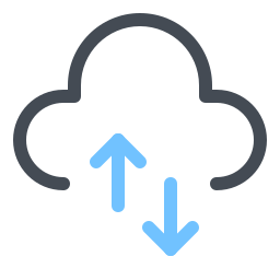 Cloud Increase icon
