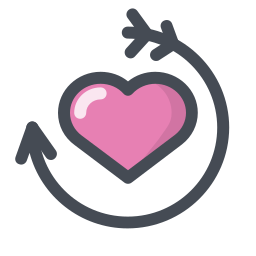 rerun Love icon