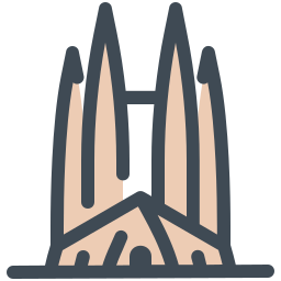 Sagrada Familia icon