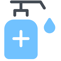 Sanitizer icon