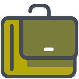 School Briefcase icon