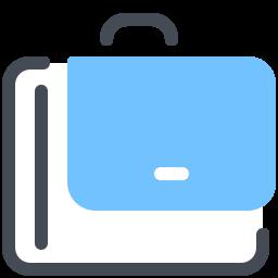 School Briefcase icon