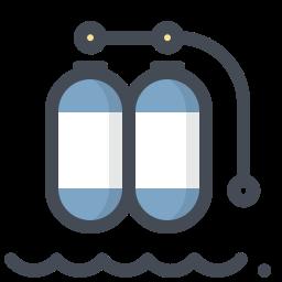 スキューバタンク icon