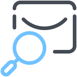 Search in Mail icon