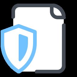 安全文件 icon