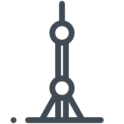 Shanghai Pearl Tower icon