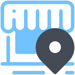 Shop Location icon