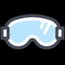 Skibrille icon