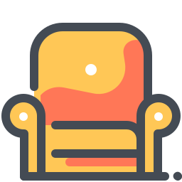 Sleeper Chair icon