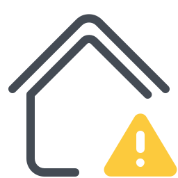 Smart Home Error icon