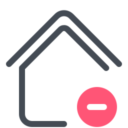 Smart Home Remove icon