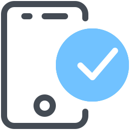 Smartphone Approved icon