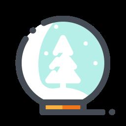Schneekugel icon