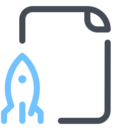 Spaceship Launch Documentation icon