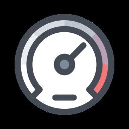 Velocímetro icon