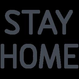 Оставайтесь дома icon