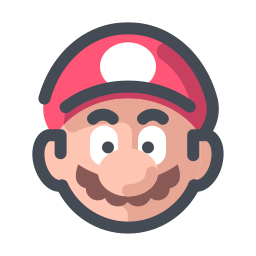 Super Mario Icon - Free Download, PNG and Vector