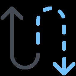 Поменять местами icon