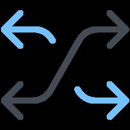 Swap Paths icon