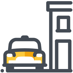 Taxi Booking Office icon