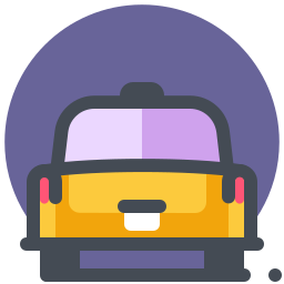 Taxi Waiting icon