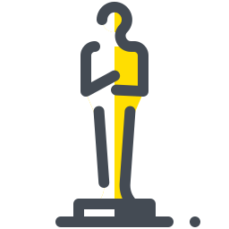 The Oscars icon