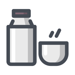 Thermosflasche icon