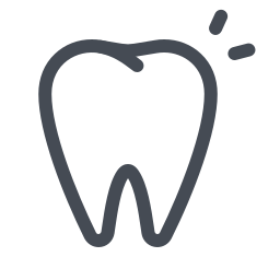 Tooth Outline icon
