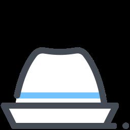 Туристическая шляпа icon