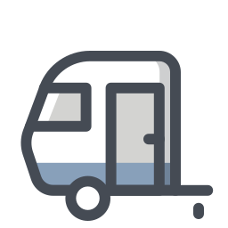 House Trailer icon