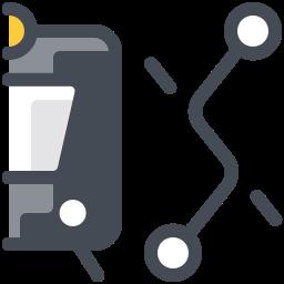Train Route icon