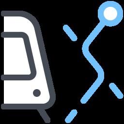 Tram Alternative Route icon