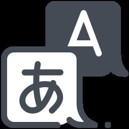 Traduction icon