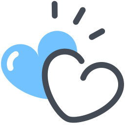 Two Hearts icon