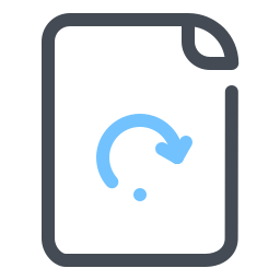 Update File icon