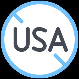 USA Lockdown icon