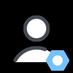 用户设置 icon