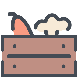 Vegetables Box icon