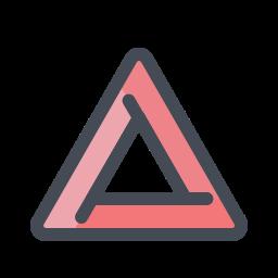 Знак аварийной остановки icon