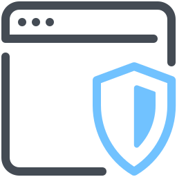 Webpage Protection icon