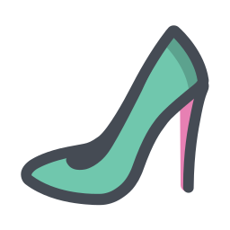 Women Shoe Side View icon