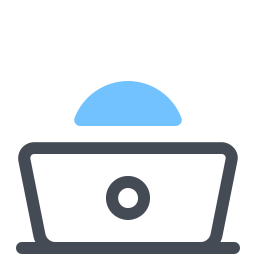 Working With a Macbook icon