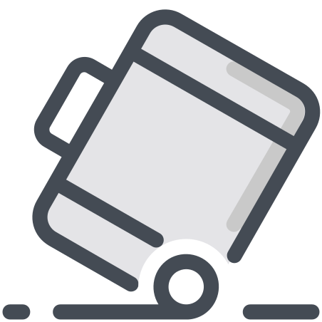 Rolling Luggage icon