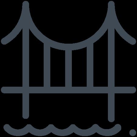 25 De Abril Bridge icon
