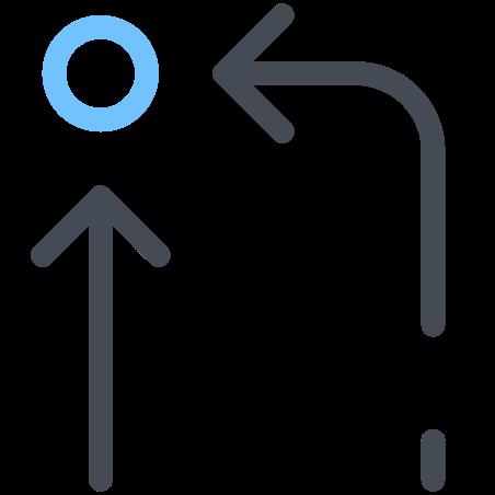 Alternative Path icon
