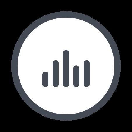 音频波形 icon