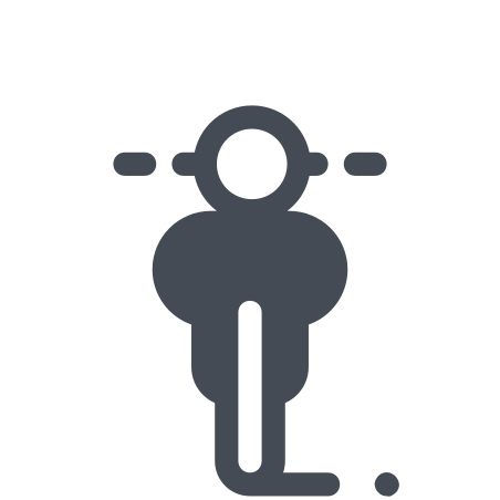 Bike Front View icon