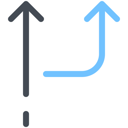 Branch Arrow icon