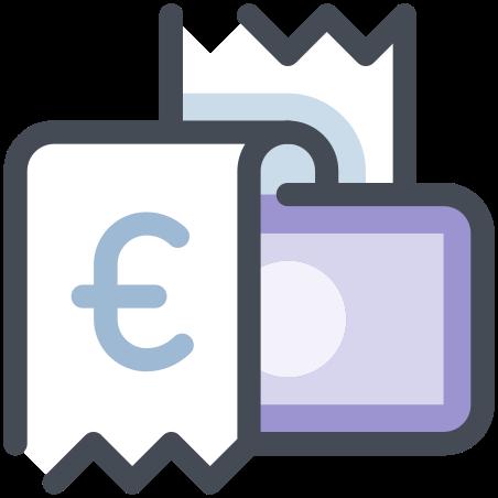 Buy for Euro icon